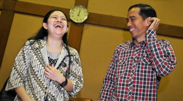 Ada Dugaan Manipulasi Anggaran di Menko PMK, Beranikah Jokowi Sentil Puan Maharani?