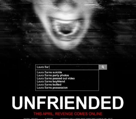 Unfriended, Film Unfriended, Sinopsis Unfriended, Poster Unfriended, Gambar Unfriended