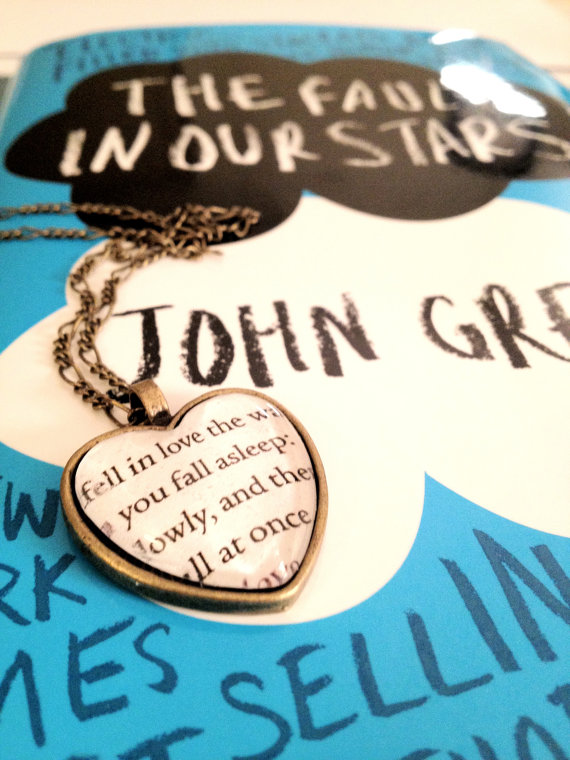 bibliophile: The Fault In Our Stars: John Green - a review