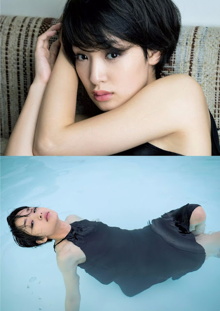 剛力彩芽 Goriki Ayame Weekly Playboy Dec 2016 Photos