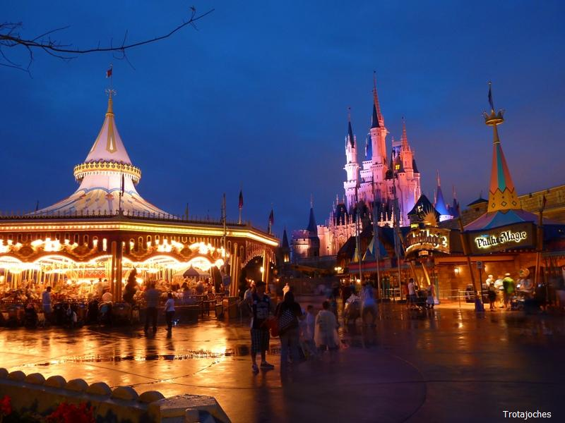 Disneyland Paris O Walt Disney World Orlando Trotajoches Blog