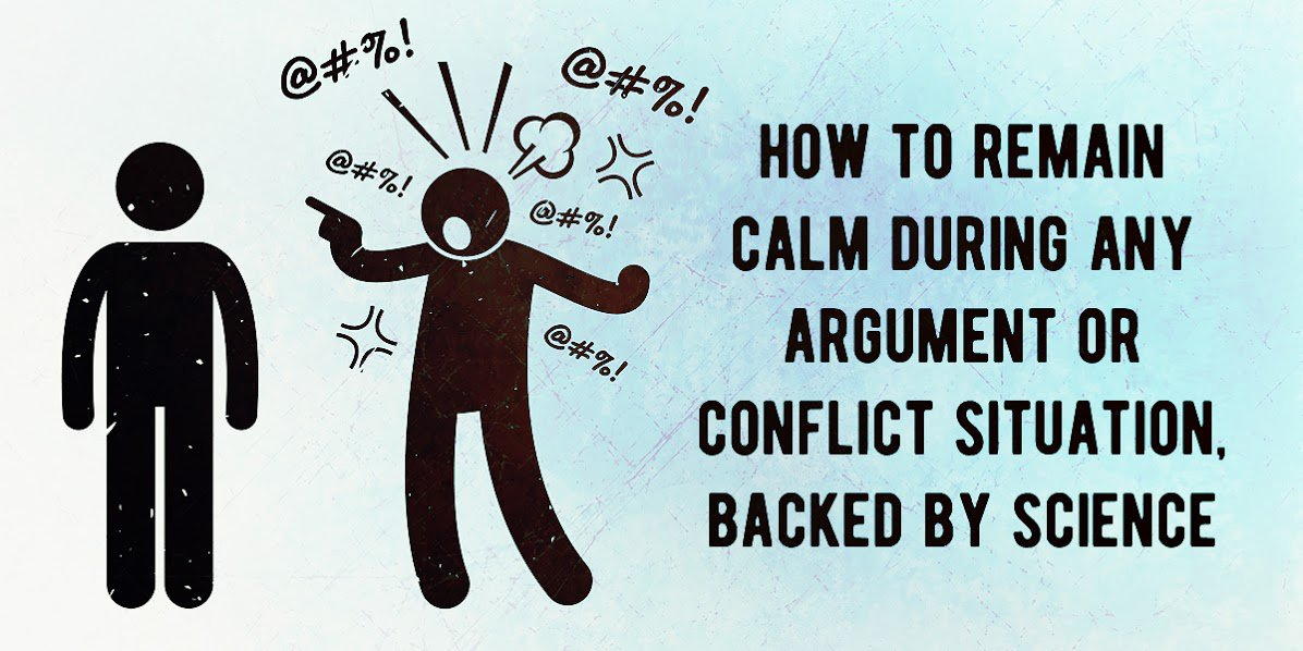 Dating how to remain calm