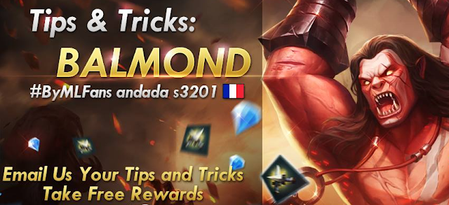 Tips & Tricks: Balmond! Game Mobile Legend