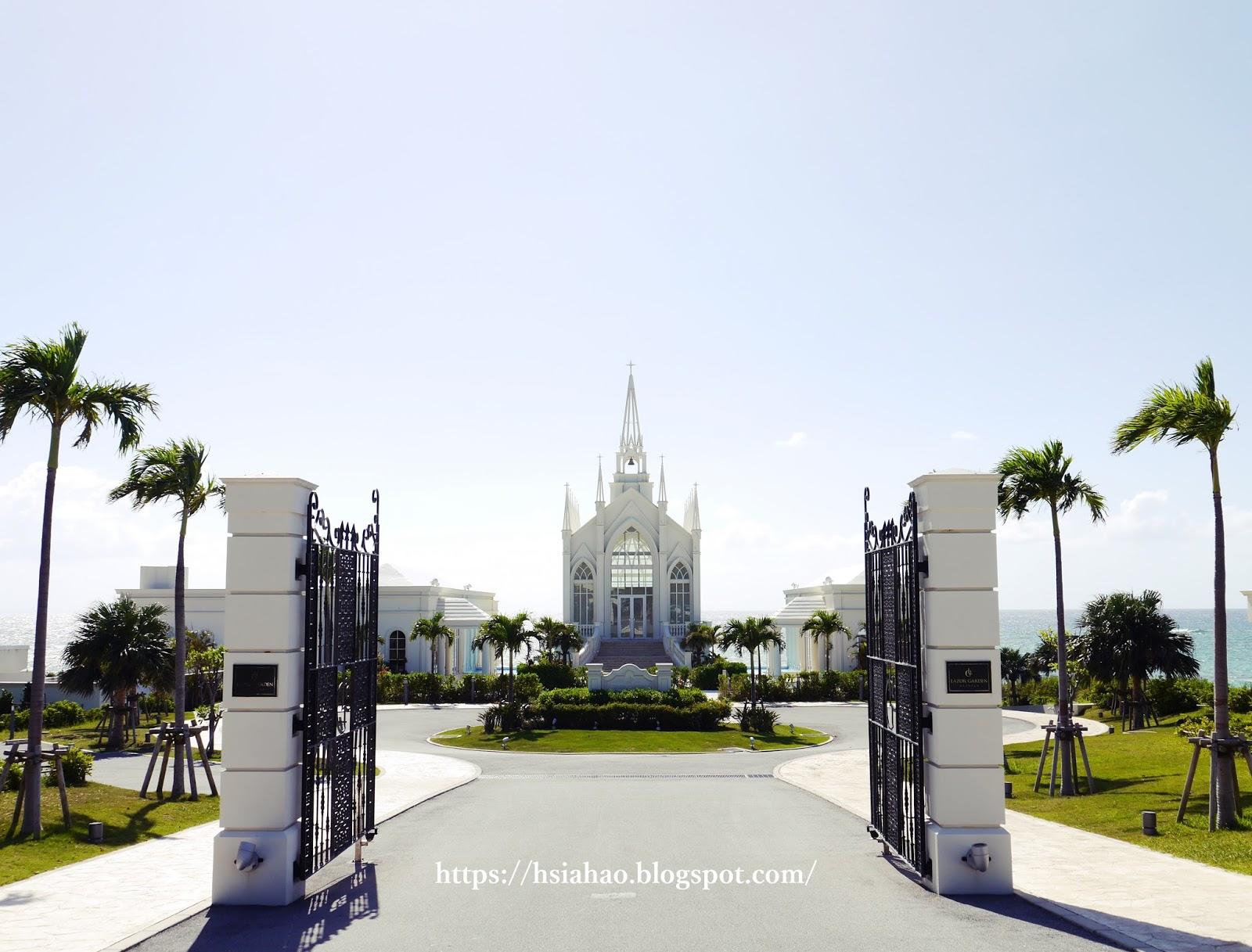 沖繩-海邊-教堂-Okinawa-Church