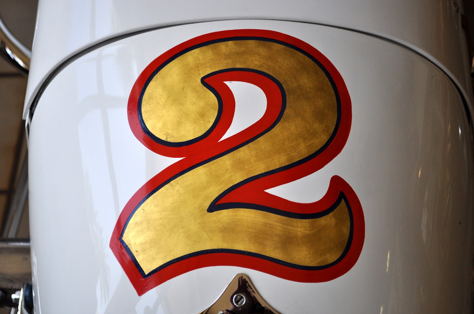Font Number Race >> Just A Car Guy: Midget and sprint car number variety, before computers printed out fonts, on ...