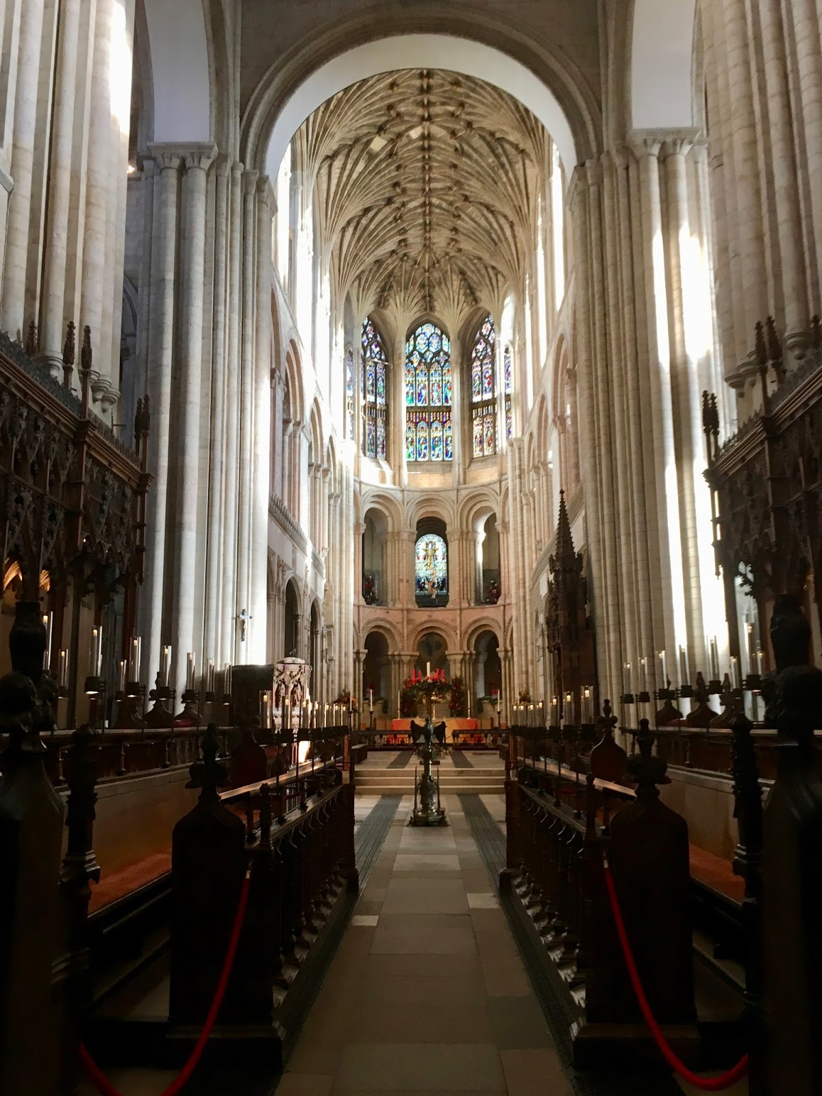 20 Years From Now: Norwich Cathedral