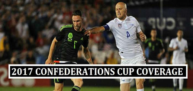 FIFA Confederations Cup 2017 Broadcasting Rights Tv Channels Coverage