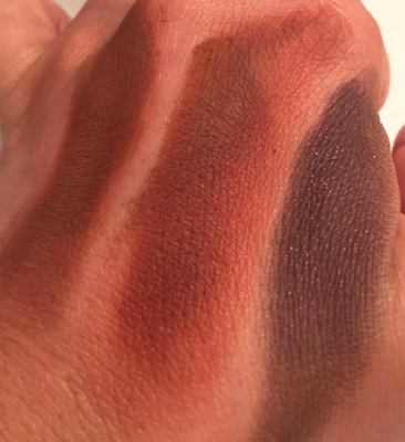 swatch palette Sweet Peach Too Faced