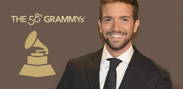 [INFO] Horarios dónde Pablo Alborán Grammys