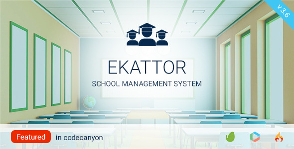 Ekattor School Management System Pro v3.5