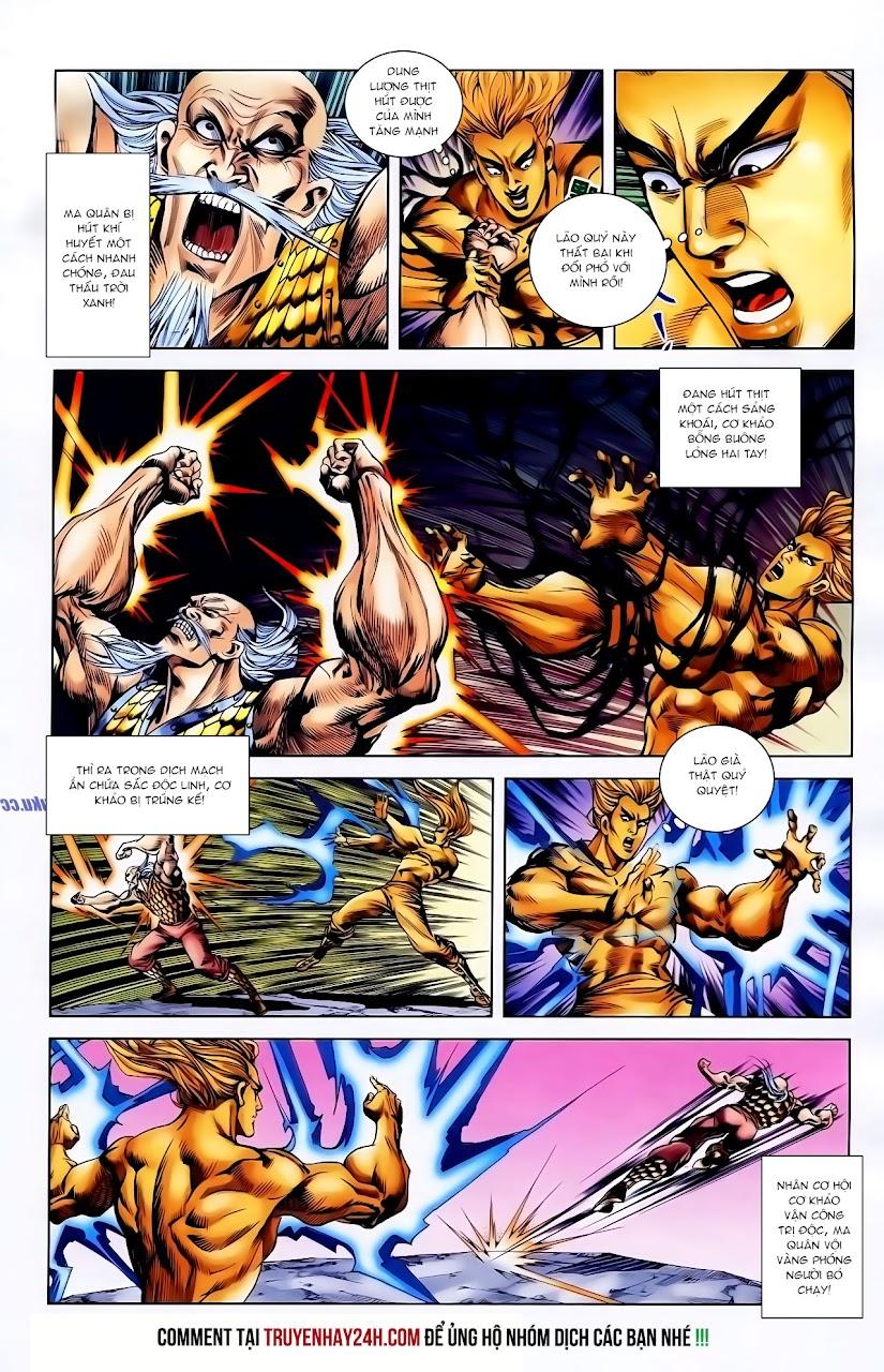 Cơ Phát Khai Chu Bản chapter 115 trang 21
