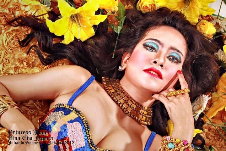 Makeup Artist - The Official Blog: Makeup For Photo DJ ...
