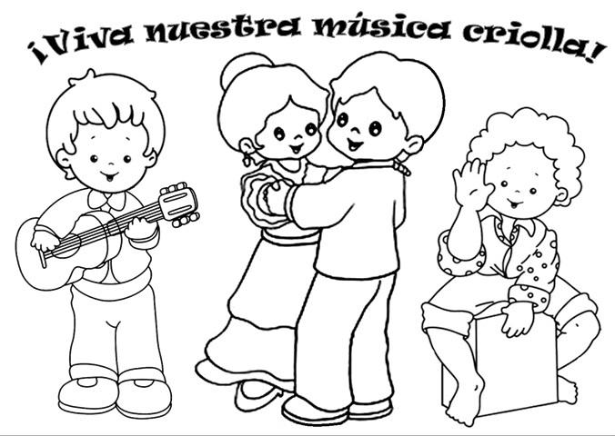 música criolla