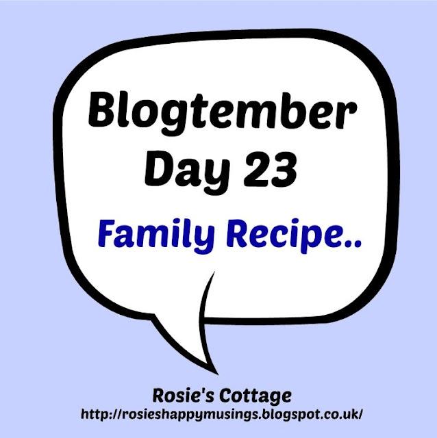 Blogtember Day 23