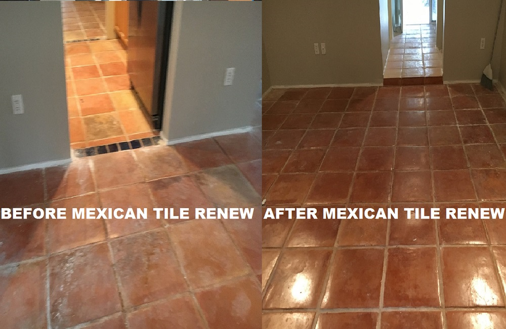 Mexican Tile Renew Sarasota Fl Mexican Tile Renew Project In
