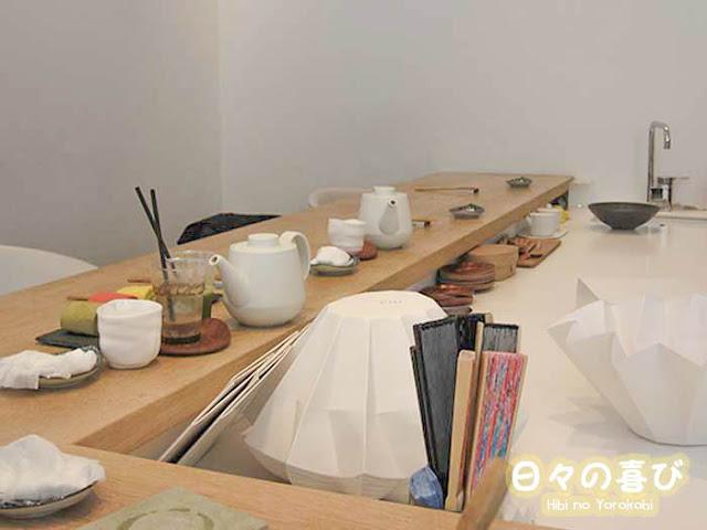 Comptoir salon de thé pâtisserie Ciel Paris