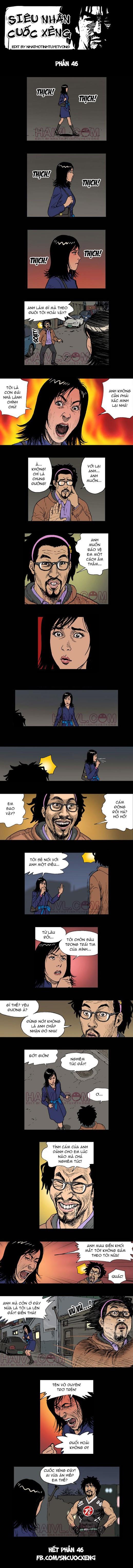 Siêu nhân Cuốc Xẻng (full bộ) phần 46