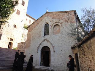 Assis Itália igreja são Stefano