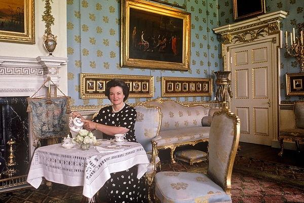 Relevant Tea Leaf Eleventh Day In London Woburn Abbey