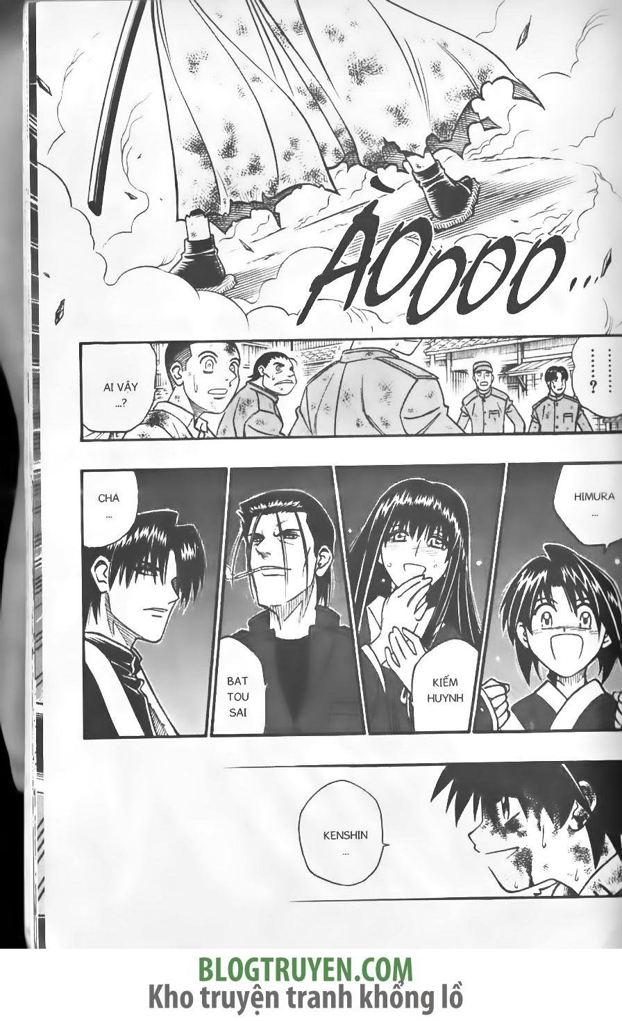 Rurouni Kenshin chap 225 trang 19