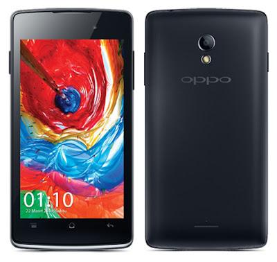Spesifikasi dan Harga Oppo Joy R1001 Terbaru 2015