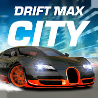 Drift Max Racing CIty Mod APK
