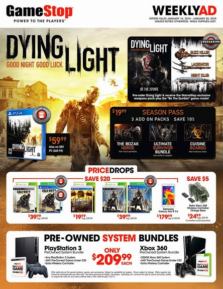 dying light coupon