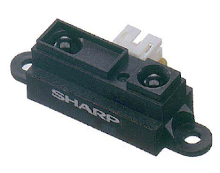 GP2Y0A21Y Sharp IR Distance Sensor