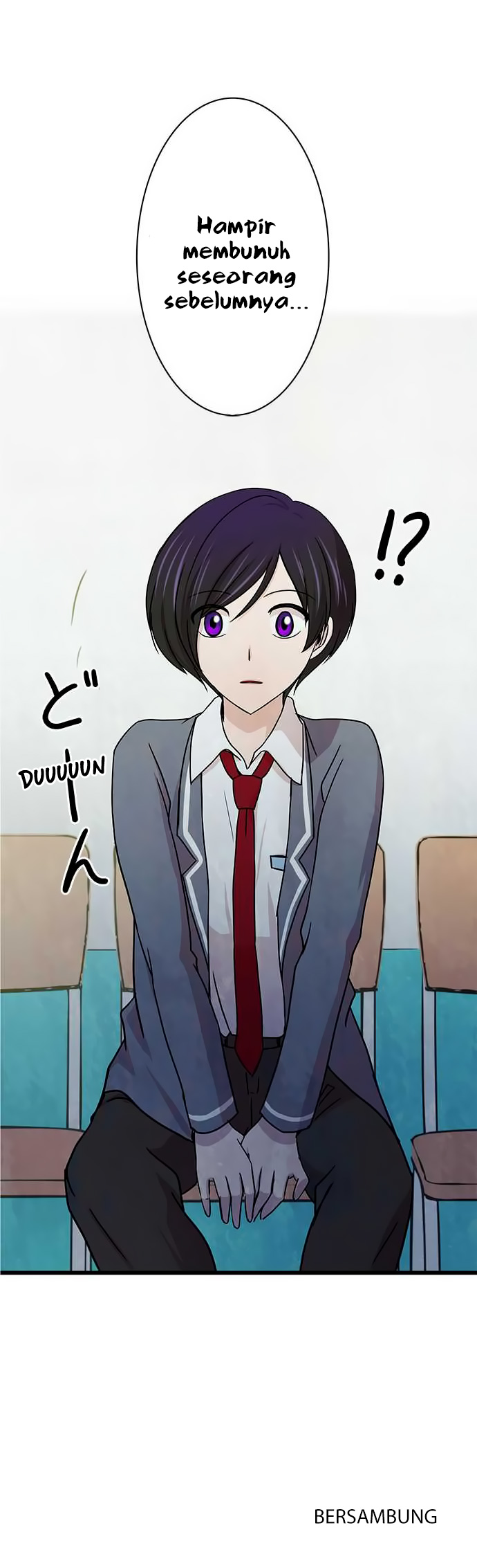 Baca Komik I Want To Be Normal Chapter 11 Komik Station