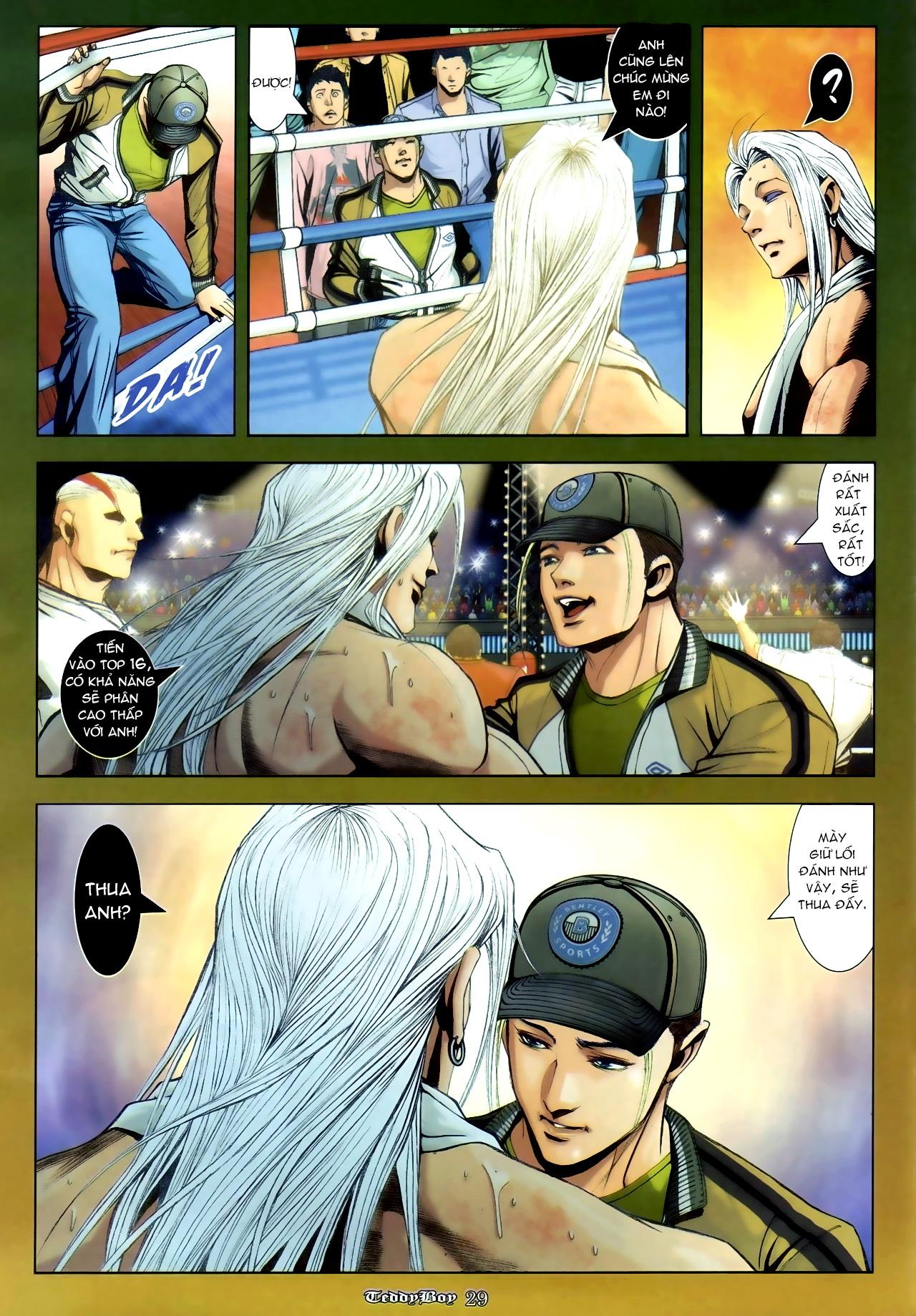Người Trong Giang Hồ NetTruyen chap 907 - Trang 27