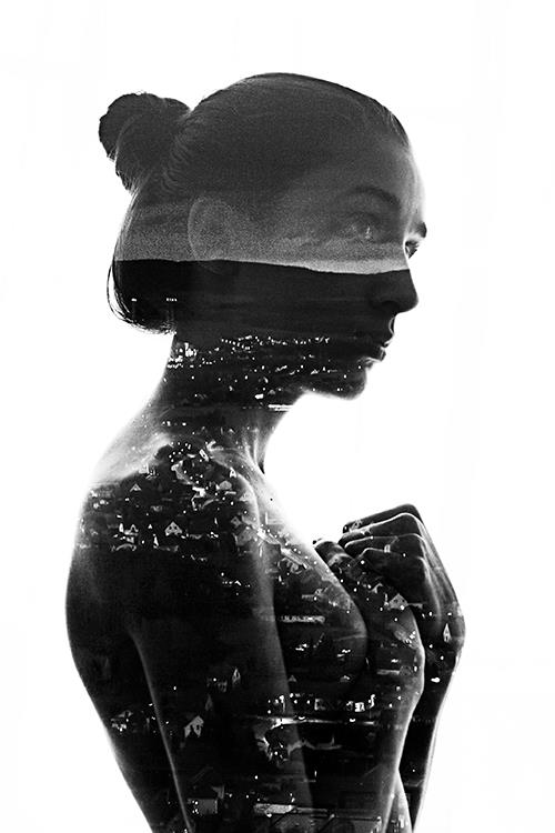 Aneta Ivanova. Photography | Double Exposure