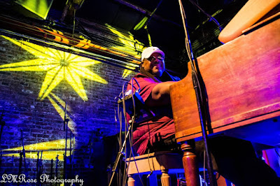 Keepers of the Flame: Review - Melvin Seals & JGB, Brooklyn Bowl, 10/23/2015
