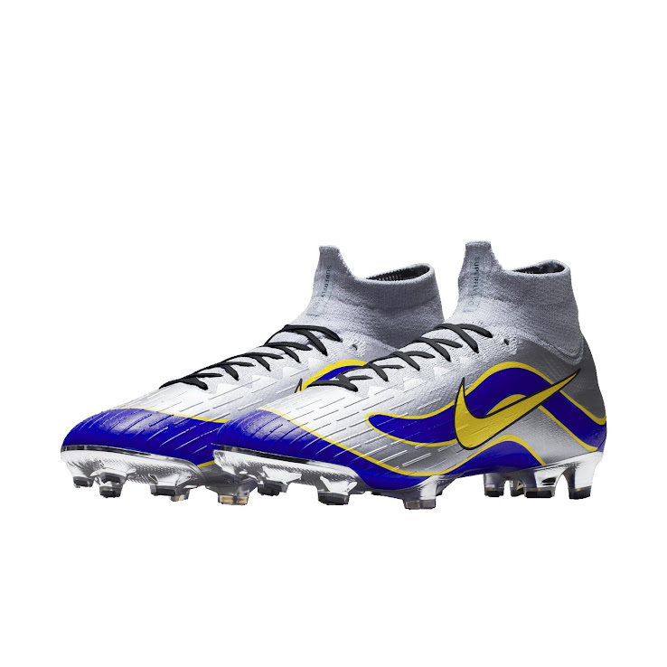 sale retailer 77f85 f9d6c Nike 1998, 2002, 2006, 2010 and 2014 Mercurial 360 Heritage ...