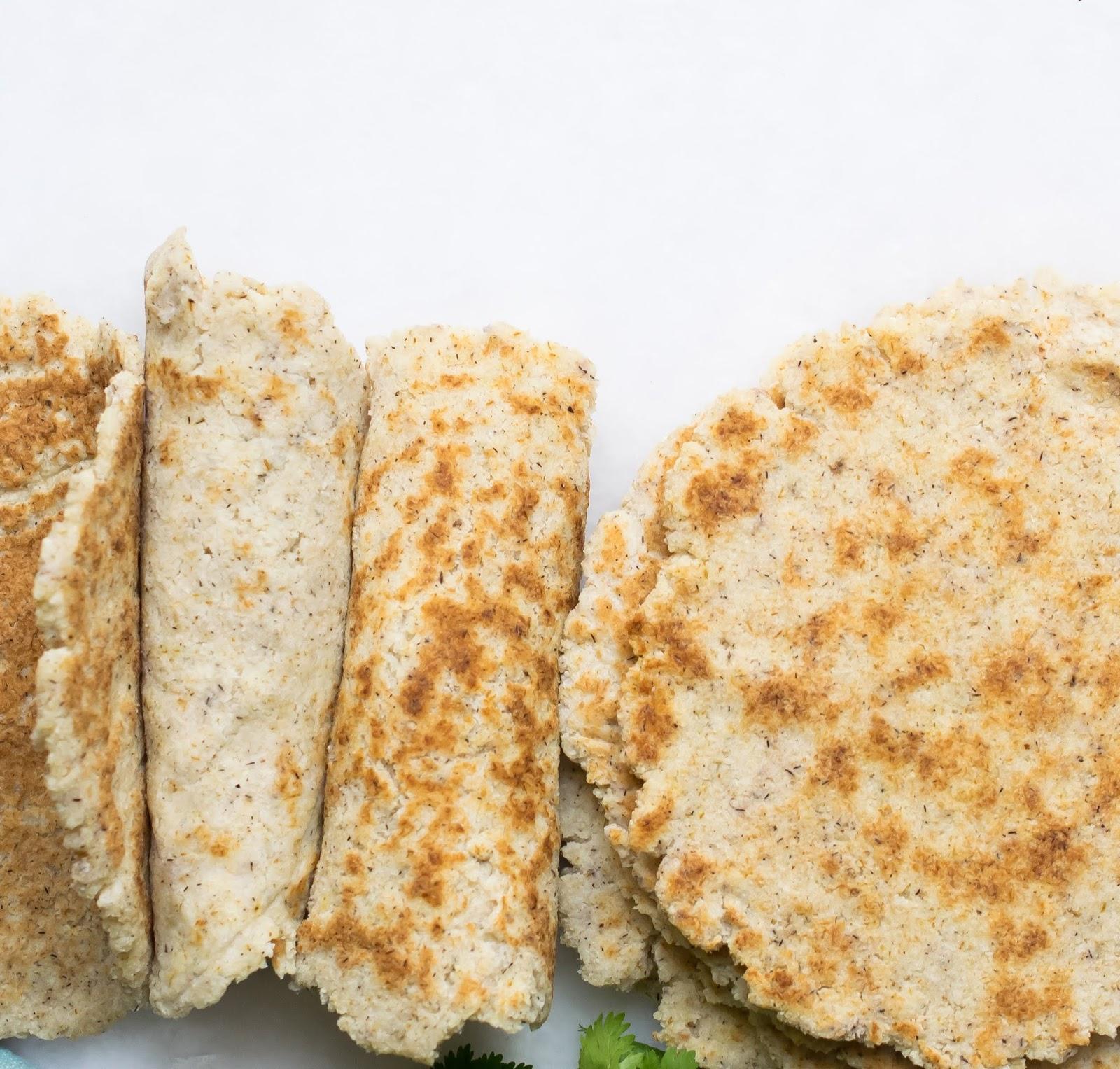 الكيتو خبز الكيتو بدون