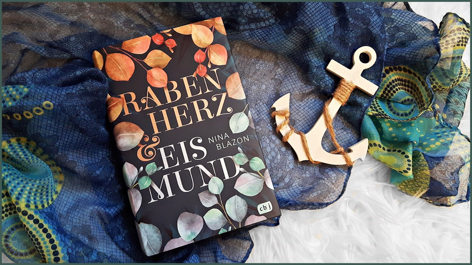 Rezension Rabenherz & Eismund Nina Blazon