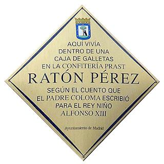 Calle del ratoncito Pérez