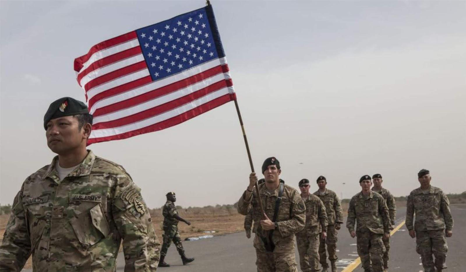 AS berniat mengurangi kehadiran militernya di Somalia