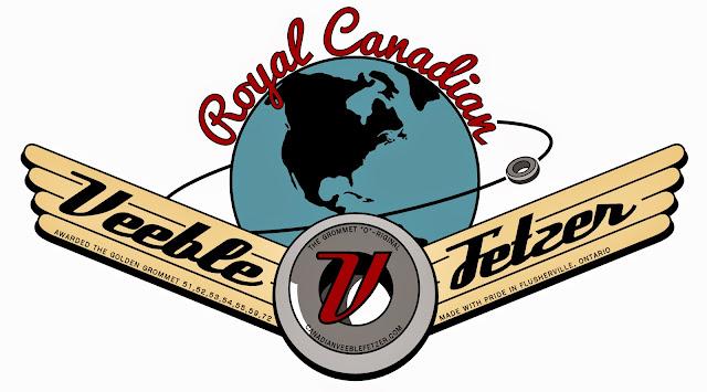 Royal Canadian Veeblefetzer grommet maker logo