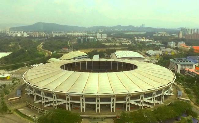 2 Bukit Jalil Stadium