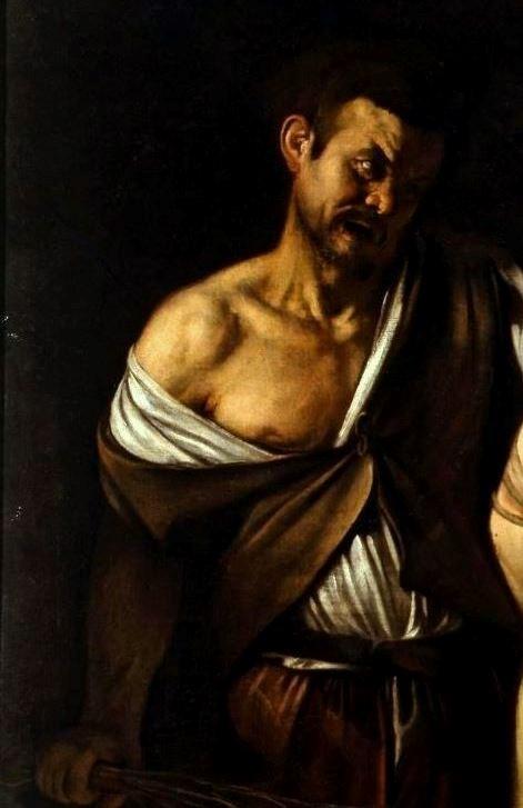 58) Caravaggio The Flagellation of Christ 1608-1609 detail  sc 1 st  Letteratura artistica & David Hockney. Secret Knowledge Rediscovering the Lost Techniques ...