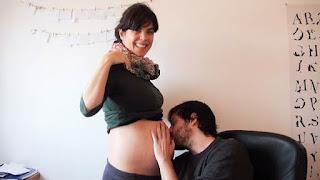 embarazo Samanta Villar