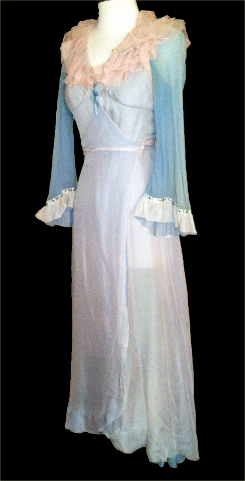 "Costume worn by Vivien Leigh in ""A Streetcar Named Desire"""