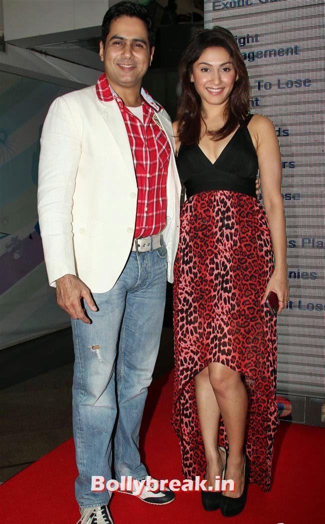 Manjari Fadnis and Aman Verma, Manjari Phadnis at Carswipe Website Launch