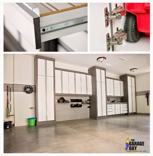 Garage Cabinets & Wall Storage | South Dayton, OH