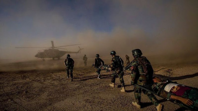 The Withdrawal Of U.S. Troops From Afghanistan Is On Horizon