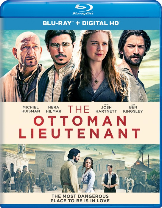 Drama , Joseph Ruben , Jeff Stockwell , Movie , HD , 2017 , The Ottoman Lieutenant