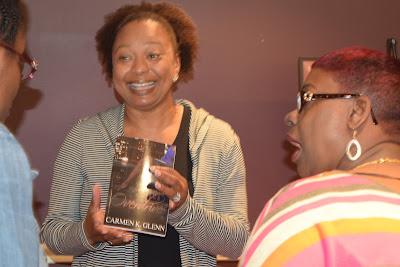 author Carmen Glenn