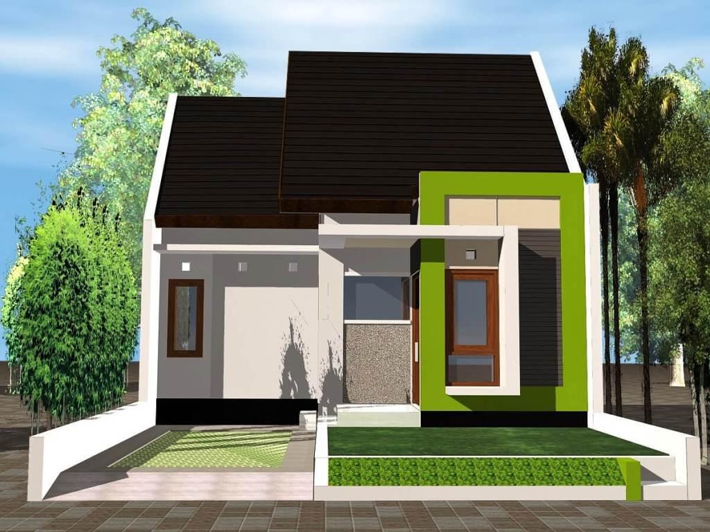 67 Desain Rumah Minimalis Warna Hijau | Desain Rumah ...