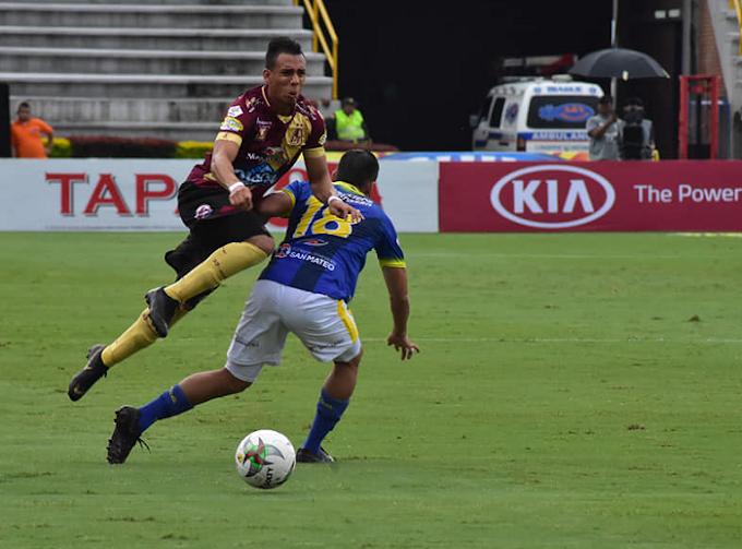 Después de 1.833 días Alianza Petrolera volvió a sumar en el Murillo Toro, tras empate ante DEPORTES TOLIMA
