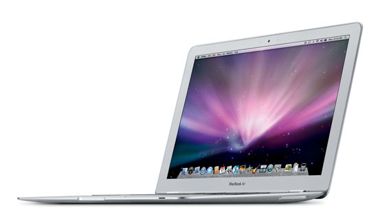 Apple Macbook Air Ultrabook